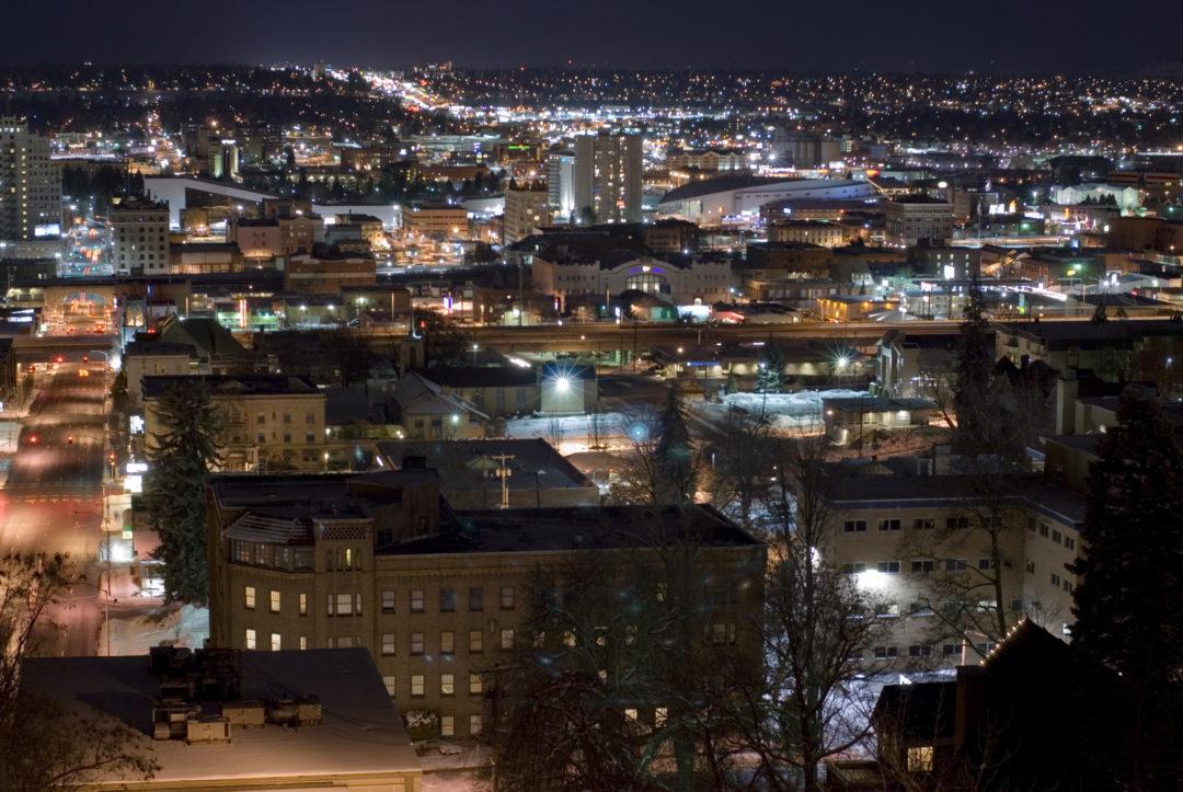 spokane nightlife